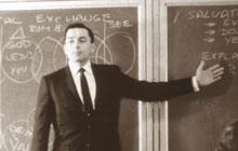 1967 年在三一學院舉辦的早期真善美基要生活原則講座